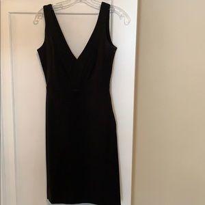 Banana Republic little black dress